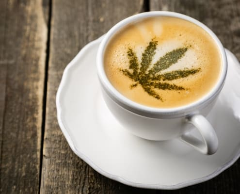 cannibis coffee